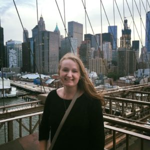 Submitted by Haley Maguire Maguire graduated from the University in the spring of 2016 and moved to New York. She was in the city during a recent bomb attack.