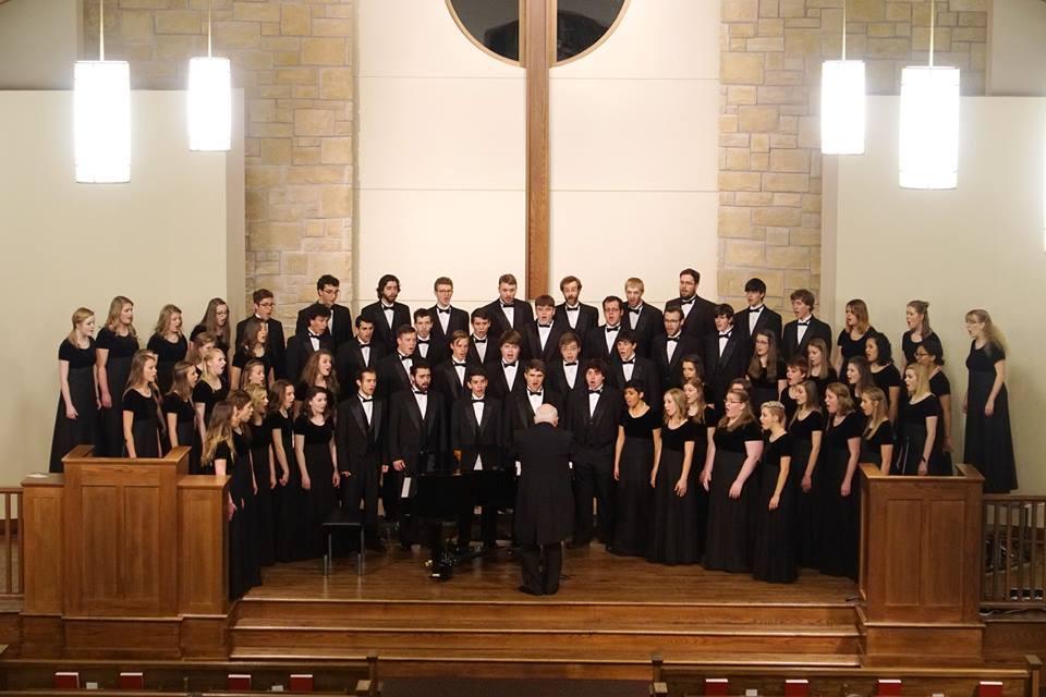 Choir prepares for Spring Concert