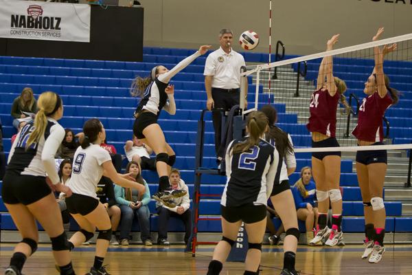 Volleyball regains momentum as season nears end