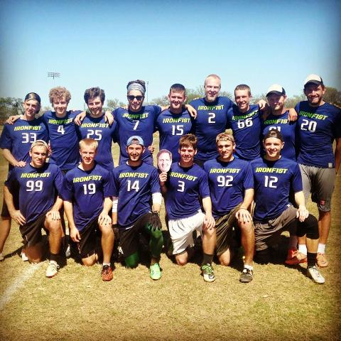 Ironfist finishes 7-0 in Waco