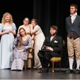 Student play revives classic tale