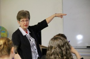 Teacher concludes dedicated career