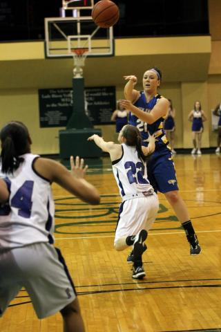 Lady Eagles' season ends with loss