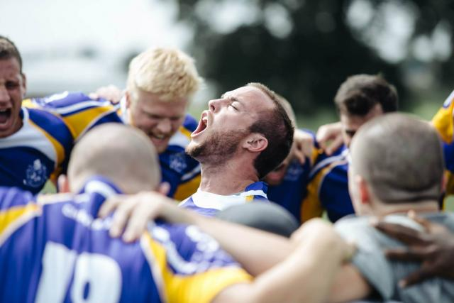 Rugby establishes brotherhood