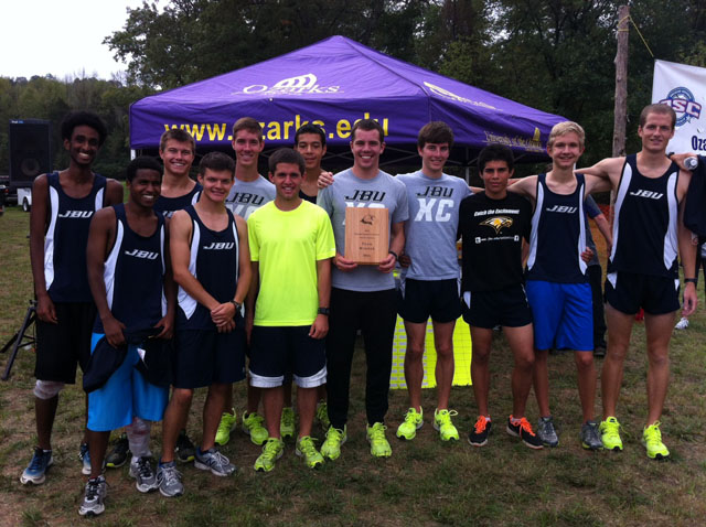Cross Country wins in Clarksville
