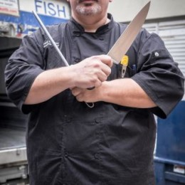 New chef strives for intentional relationships
