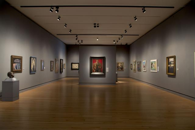 Museum captures 'full scope' of art history