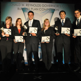 Hydrovate brings home Govenor's cup