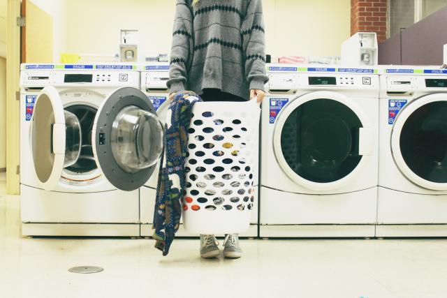 No more quarters: Coinless laundry