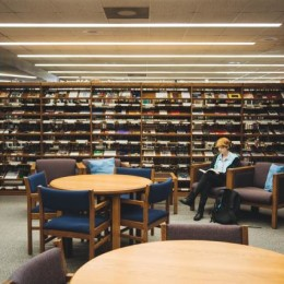 Libraries: Dying or thriving?