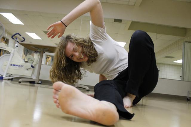 Brazilian dance practiced in Northwest Arkansas