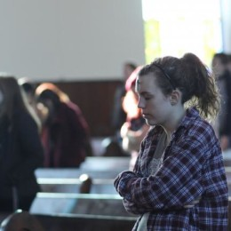 Campus acknowledges importance of Lent