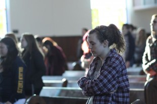 Campus acknowledges importance of Lent