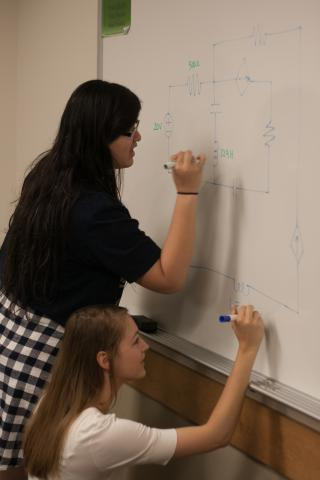 Female engineers fight stereotypes