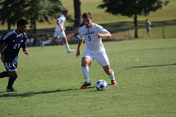 Loss to number 3 prepares men's soccer for SAC