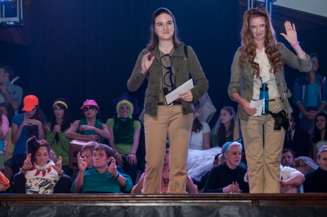 Mock Rock 2012: Lip-syncing tradition takes audience on space odyssey