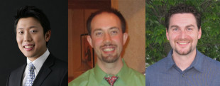 Engineering welcomes three new faces