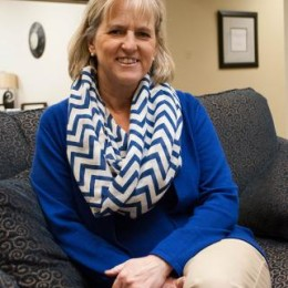 JBU's first lady at a glance