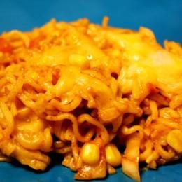 Oodles of ramen noodles