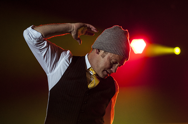 TobyMac steals the show