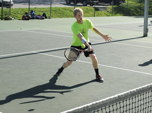 Tennis seeks patience, consistency