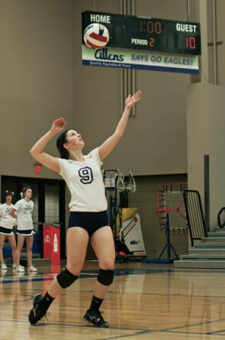 Volleyball set for invitational
