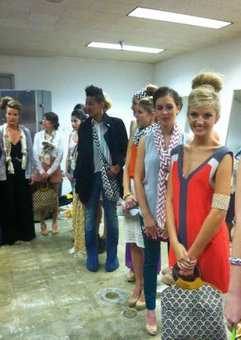 Selling fashion for a cause: Alumni work for India