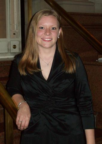 Carnegie concert: Alumna's dream comes true