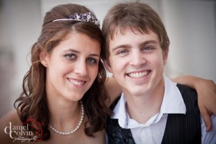 Too Young? Balancing school and marriage