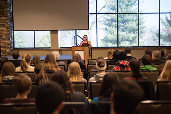 Divisional chapels promote unity within majors