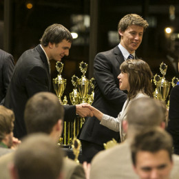 University hosts 23 schools at national forensics competition