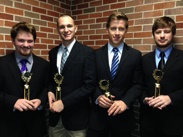 Debaters Triumph at Golden Eagles Invitational