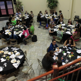 VIBE murder mystery dinner creates fun for all