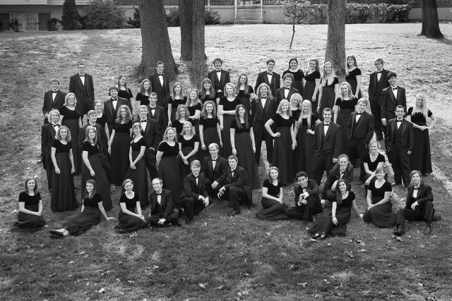Choir concludes season with symphony concert