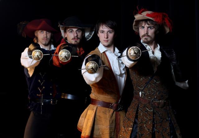 Review: 'Musketeers' dangerous fun