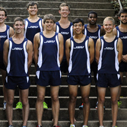 Cross country enthusiastic for season