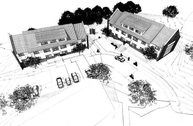 Sneak peek: Details of new buildings released
