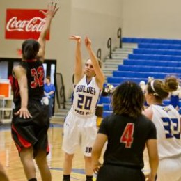 Lady Eagles look to right ship in Texas