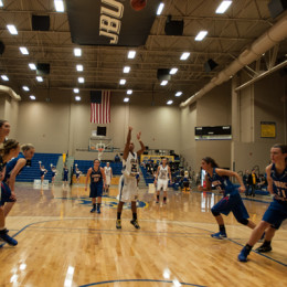 Lady Eagles in the hunt for fourth seed