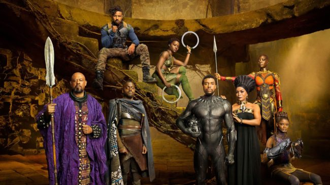 Sales suggest black community adores Black Panther