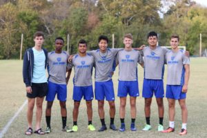 Meet the rookies of undefeated soccer team