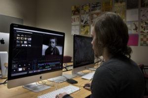 Senior film explores 'lost'