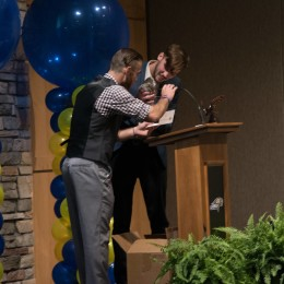 Athletes receive honors at sports banquet