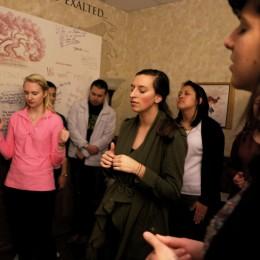 Students host 24-hour prayer