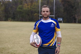 In his time at John Brown University, Dye has spent nine semesters playing Rugby, four of which have been spent as club captain.