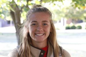 Emily Jordan kicks off the year as a JBU midfielder