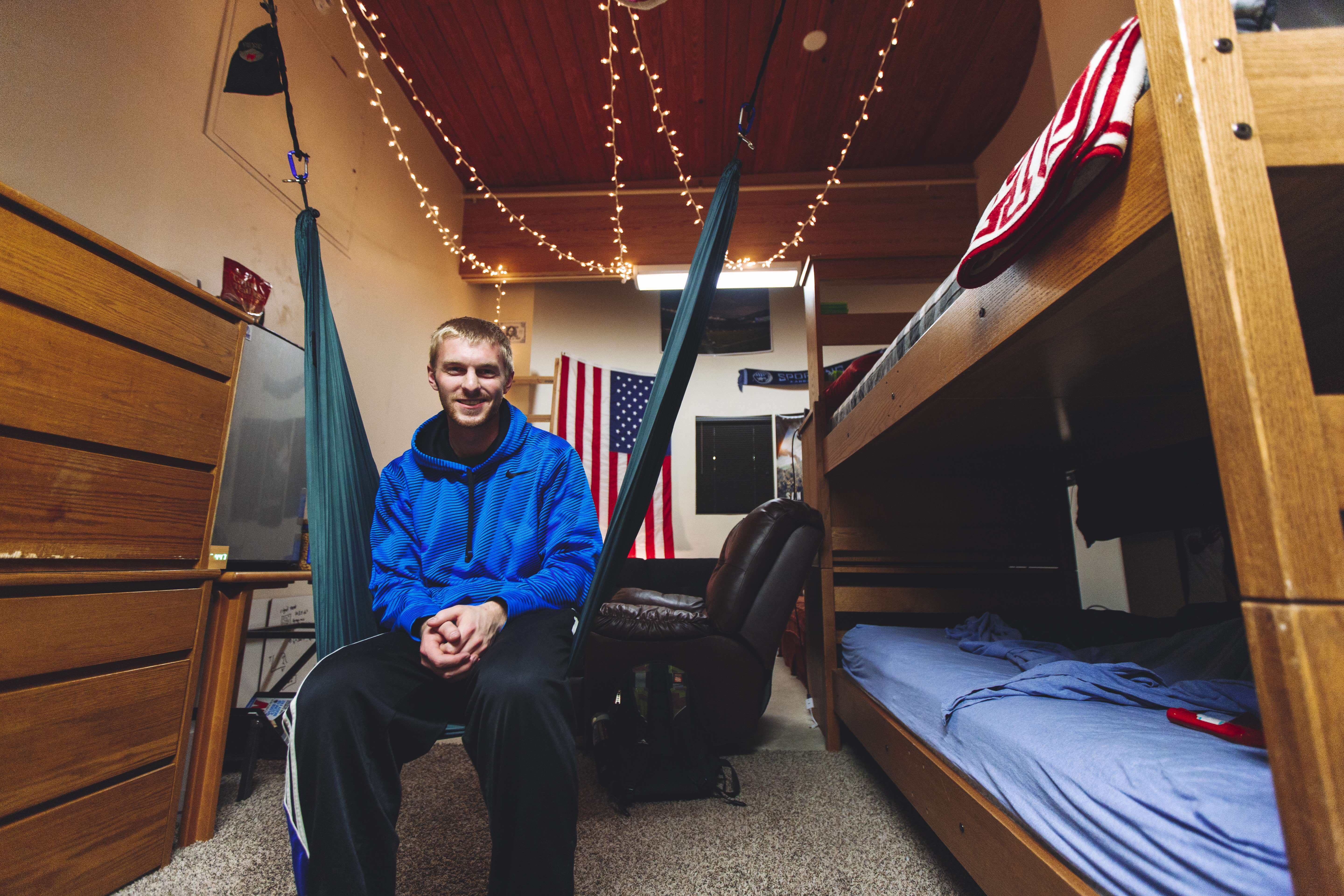 Decorations to create a home away from home Part 2: Men's Dorm