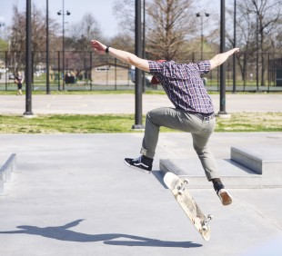 Skaters connect with Siloam Springs