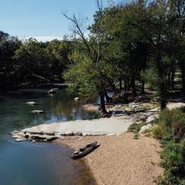 Siloam kayak park closed for maintenance