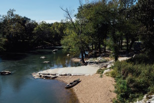Siloam kayak park closed for maintenance